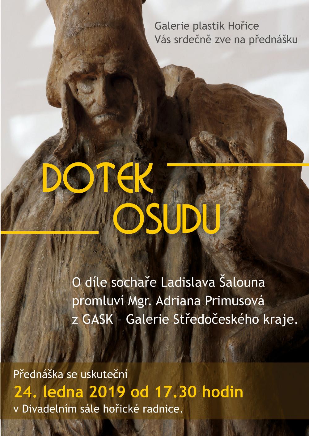 Plakát Dotek osudu